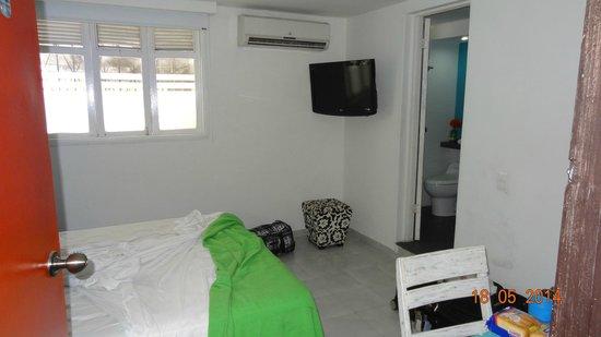 Barahona 446 : Habitación