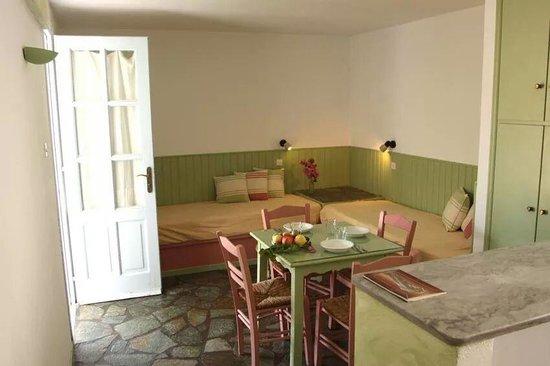 Villas Georgy: Intérieur