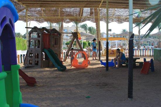 Tia Heights Makadi Bay: детская площадка