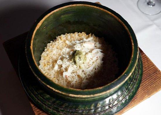 The Westin Osaka : 和食レストランより御飯物