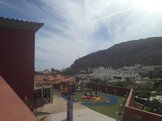 Cordial Mogan Valle : A room with a view