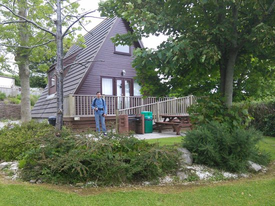 Riverside Holiday Park: Out Lodge
