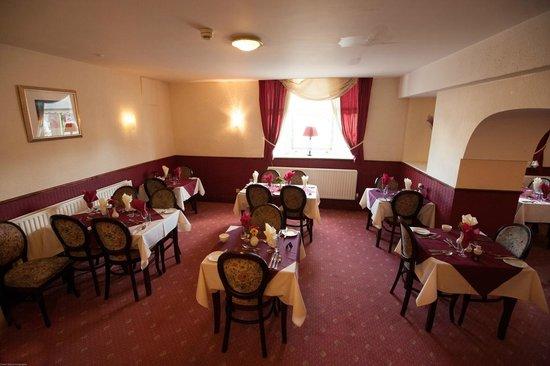 County Hotel: Restaurant