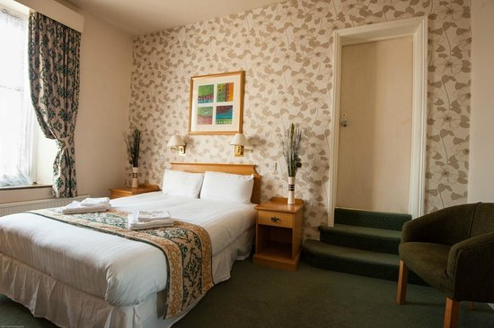 County Hotel : Double Room