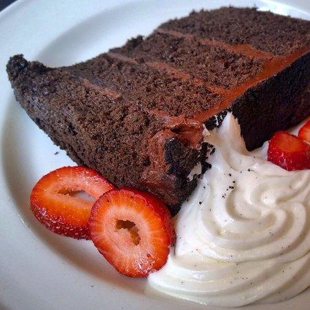 Osteria 166: Heavenly dessert... Mama Mia!!!!
