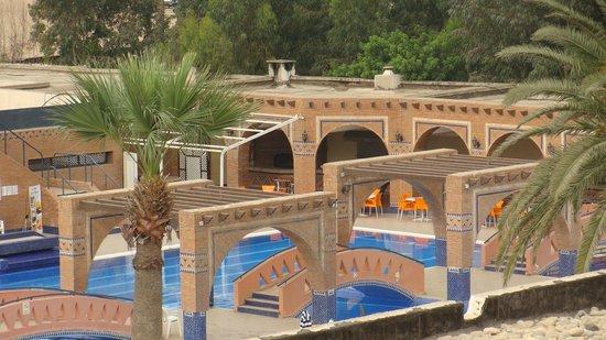 Hotel Club Al Moggar: la grande piscine
