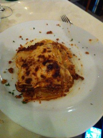 Al Chianti: Lasagna