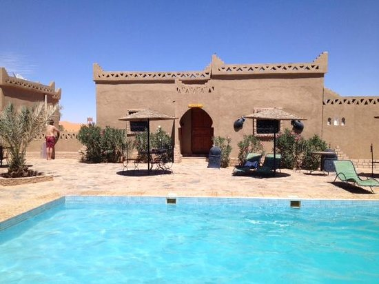 Les Portes du Desert: Suite 1