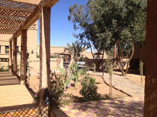 Les Portes du Desert: Het uitzicht vanaf de entree