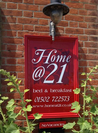 Home@21 Bed and Breakfast
