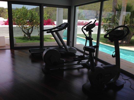 Can Curreu : Gym