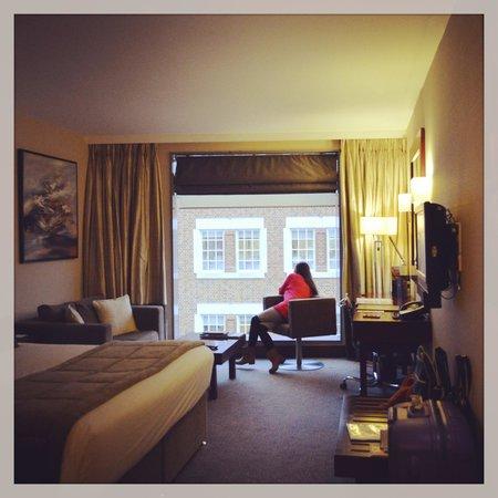 Grange St. Paul's Hotel: The room
