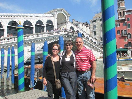 SeeVenice : Riallto Bridge with Luisella