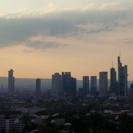 "Leonardo Royal Hotel Frankfurt: ""View from the roof"""