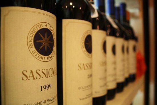 Gallo Wine Gallery : Sassicaia