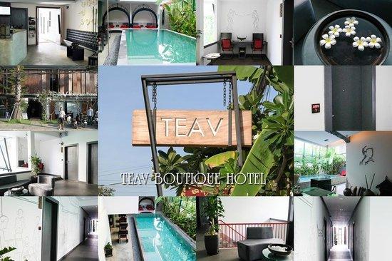 TEAV Boutique Hotel: Surrounding