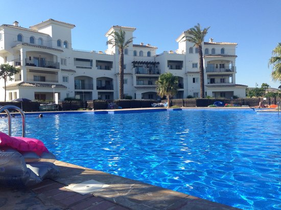 Hacienda Riquelme Golf Resort: Amazing pool!