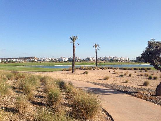 Hacienda Riquelme Golf Resort: Golf course