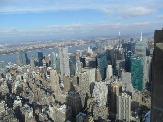Empire State Building: view