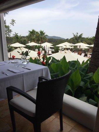 Can Curreu : Restaurant view