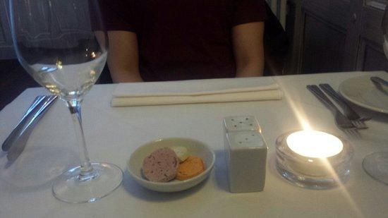 Reform restaurant: ♥
