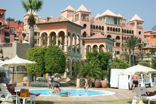 Bahia del Duque: Hotel
