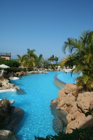 Bahia del Duque: Pool