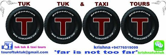 tuk tuk & taxi tours