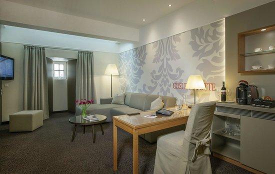 Hotel Das Tigra: Suite