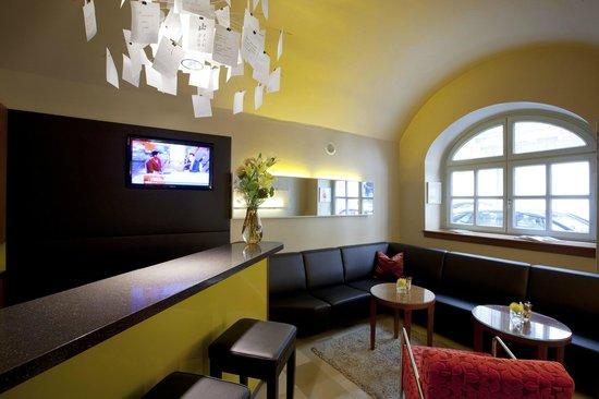 Hotel Das Tigra: Hotelbar