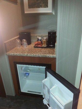 Courtyard Republic Airport Long Island/Farmingdale: Mini fridge