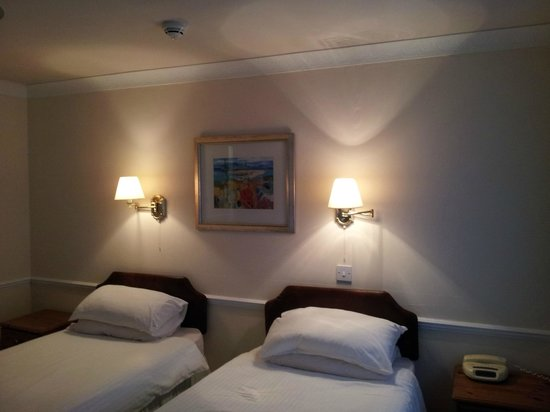 Hotel Richmond: Twin Room
