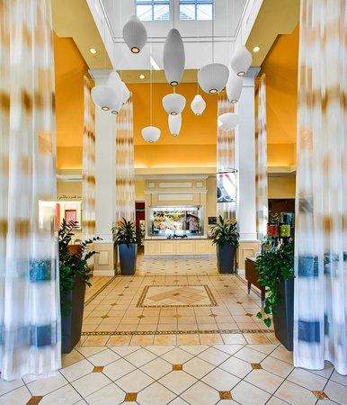 Hilton Garden Inn Wilmington Mayfaire Town Center: New lobby