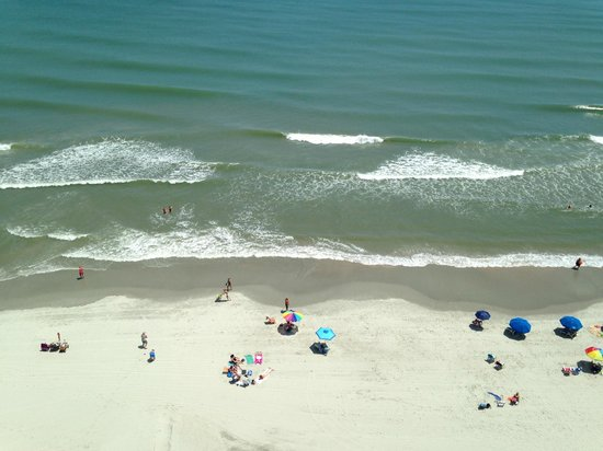 Beach Cove Resort: View from balcony!!