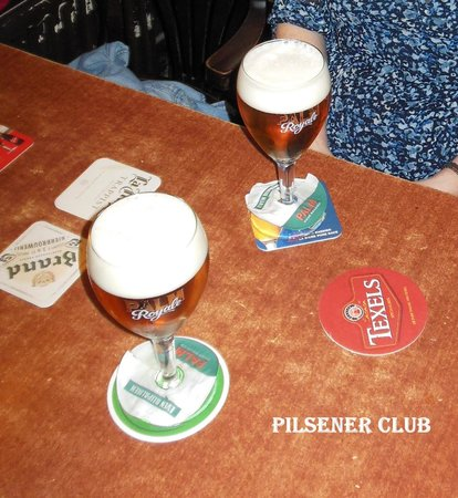 The Pilsener Club