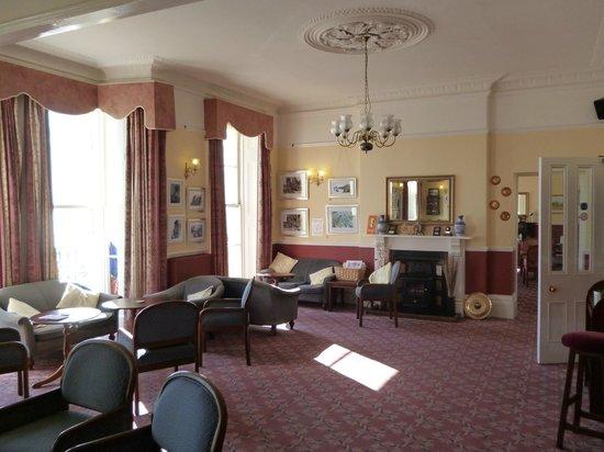 Parkbury Hotel: Lounge
