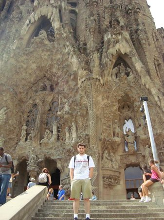 Sagrada Família : one of the best visiting location