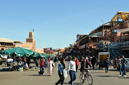 Le Relais de Marrakech : Jemaa El Fna