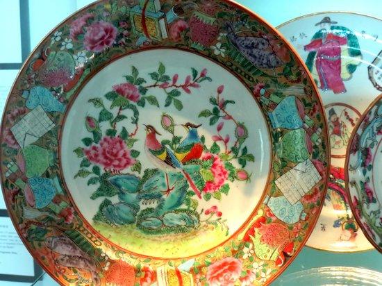 Hampton National Historic Site: plate