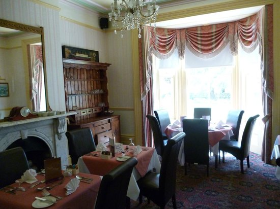 Parkbury Hotel: Restaurant