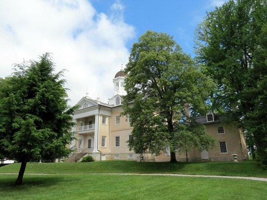 Hampton National Historic Site: Rear of Mansion
