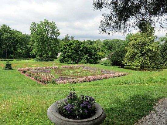 Hampton National Historic Site: gardens