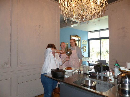 22Bordeaux : Cooking with Myriam