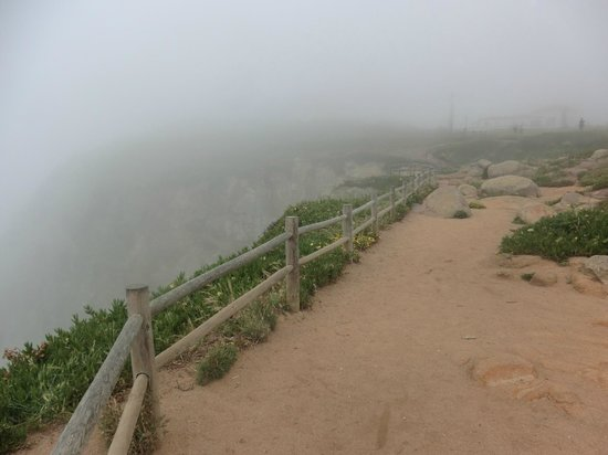 Cabo da Roca: The fog that uncovered the beauty
