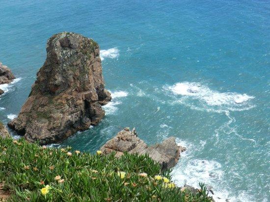 Cabo da Roca: Rocks