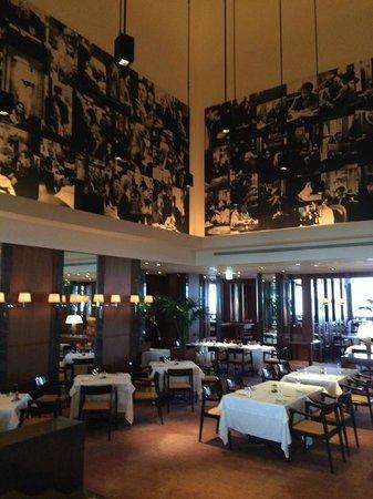 Park Hyatt Tokyo: restaurant