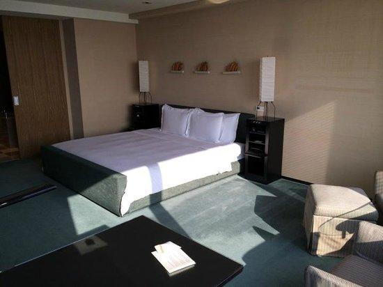 Park Hyatt Tokyo: premium king room