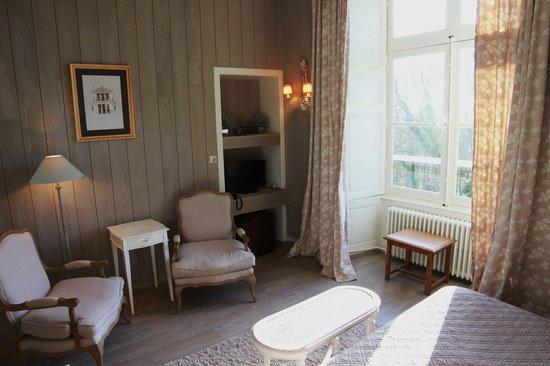 Domaine de Villeray : Chambre Luxe
