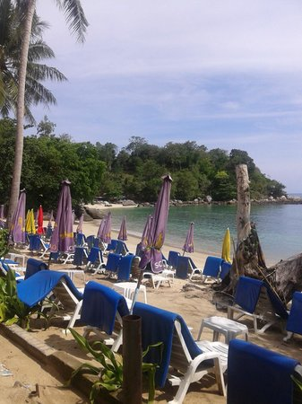 The Natural Resort: Пляж Парадайс