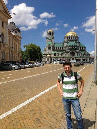 Alexander-Newski-Gedächtniskirche: The most beautiful church Bulgaria